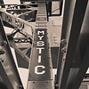 Mystic Drawbridge Sign