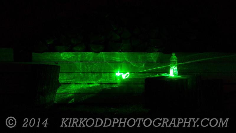 Laser Bottle