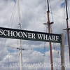 Schooner Wharf in Mystic, CT