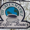 The Green Marble Coffee House in Mystic, CT
