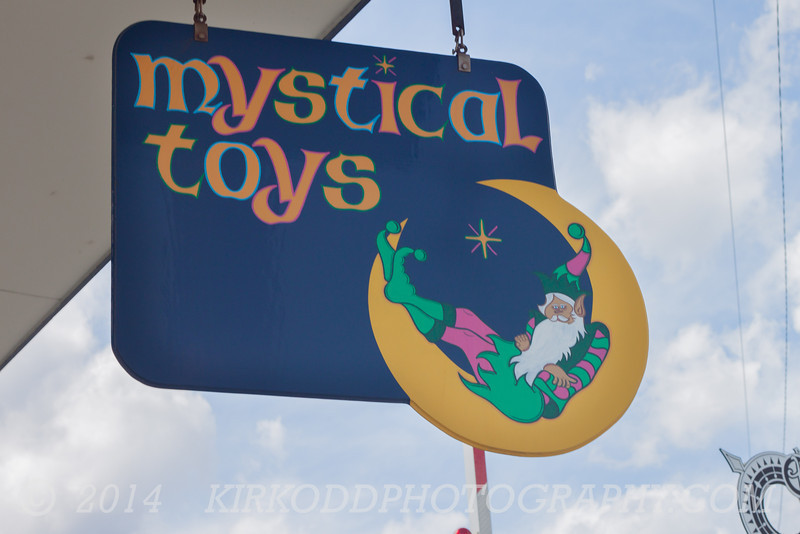 Mystical Toys in Mystic, CT.  How many times can I say Mystic?