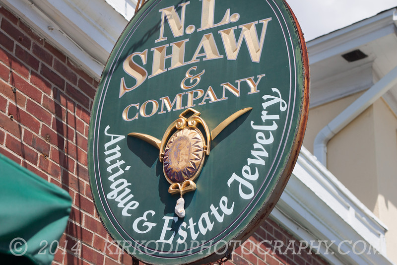 N.L. Shaw & Company Antique and Estate Jewelry in Mystic, CT