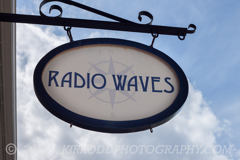 Radio Waves in Mystic, CT
