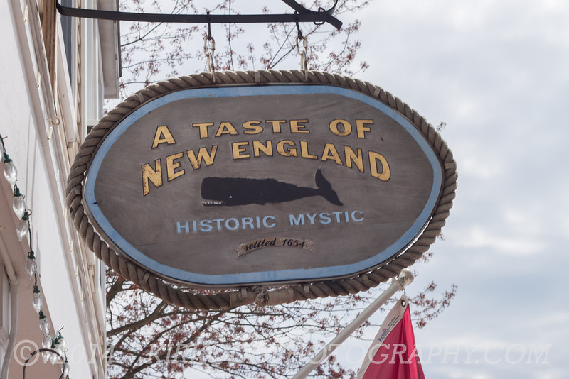 A Taste of New England in Historic Mystic, CT