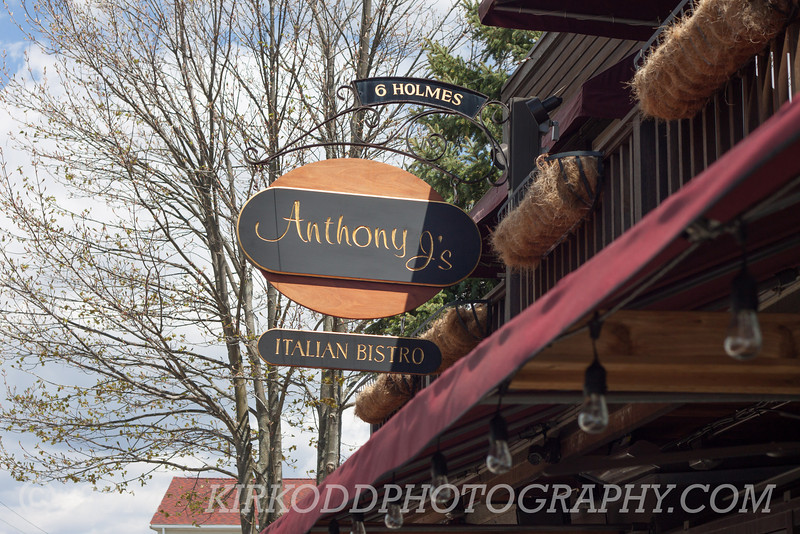Anthony J's Italian Bistro in Mystic, CT
