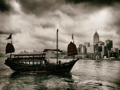 Hong Kong Past, Present and Future