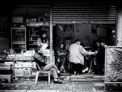 Hong Kong Street Life