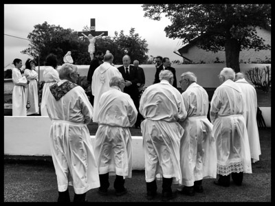 A Priest's Funeral