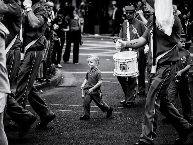 Little Marcher