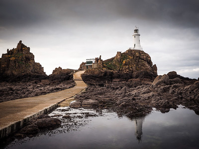 The Lighthouse Reflected