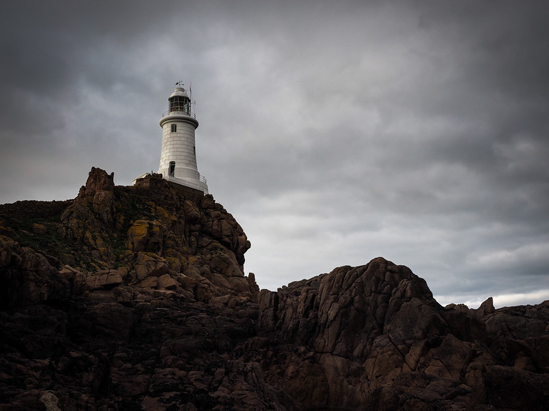 The Lighthouse at the Edge of the World