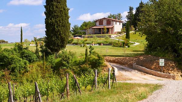 Argenina in Chianti