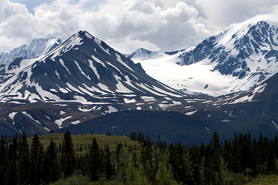 Mountains on the Richardson Highway