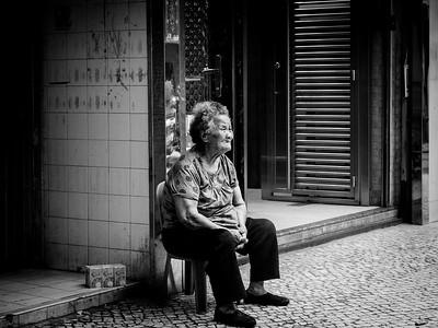 Thinking of Old Macau