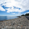 Seawall in Acadia National Park