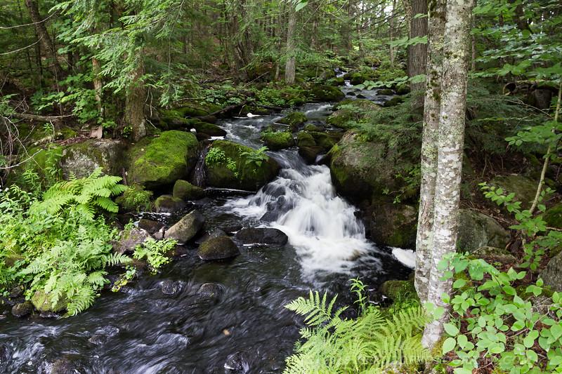 Little Maine Waterfall