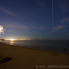 International Space Station Flies Over Ferry Beach