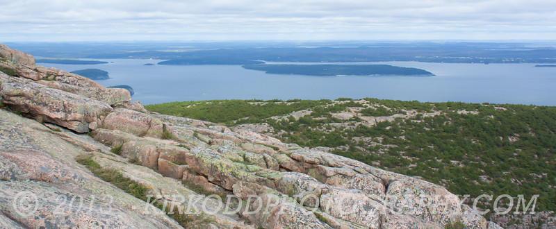 Acadia National Park: Ocean View