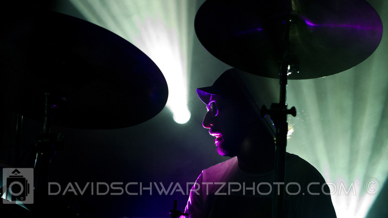 Jeremy Salken of Big Gigantic, Cleveland Grog Shop 2012-02-26