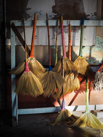 Temple Brooms