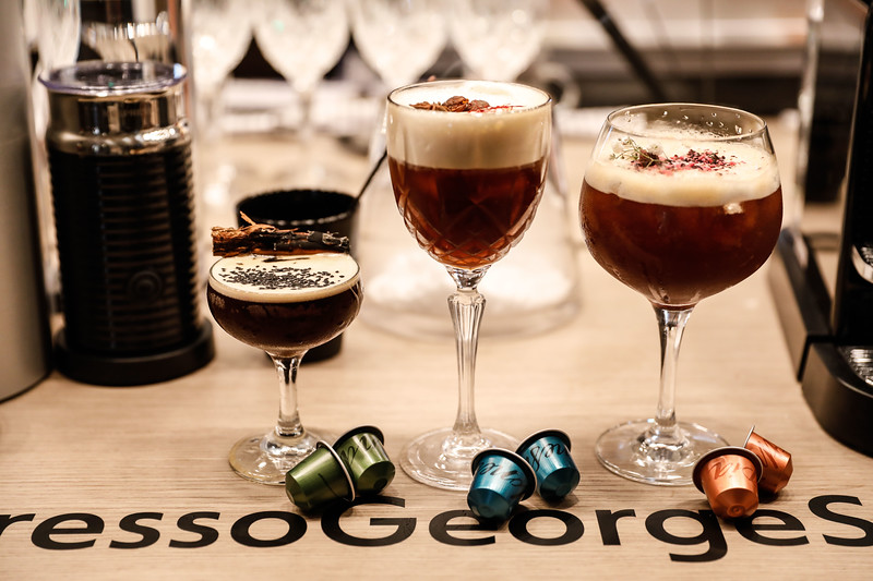 NESPRESSO GEORGE ST-145