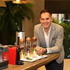 Coffee Ambassador Mitch Monaghan at the George St Boutique 8