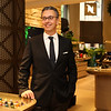Nespresso Australia's General Manager Loïc Réthoré at the launch of the George St Boutique