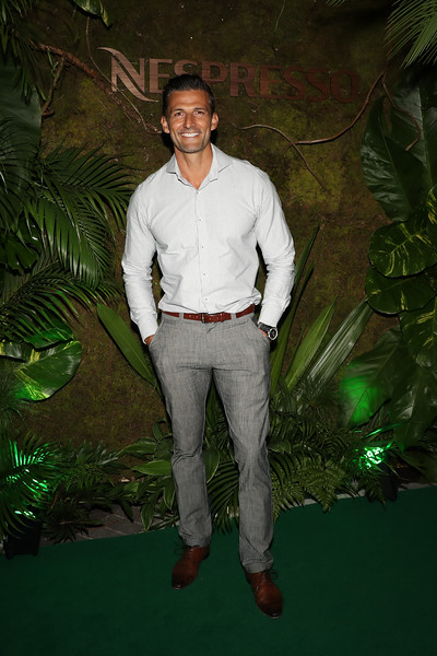 TIM ROBARDS ATTENDS THE NESPRESSO GEORGE ST BOUTIQUE OPENING, PHOTOGRAPH BY SCOTT EHLER 1