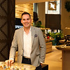 Coffee Ambassador Mitch Monaghan at the George St Boutique