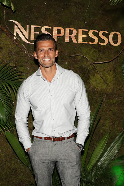 TIM ROBARDS ATTENDS THE NESPRESSO GEORGE ST BOUTIQUE OPENING, PHOTOGRAPH BY SCOTT EHLER