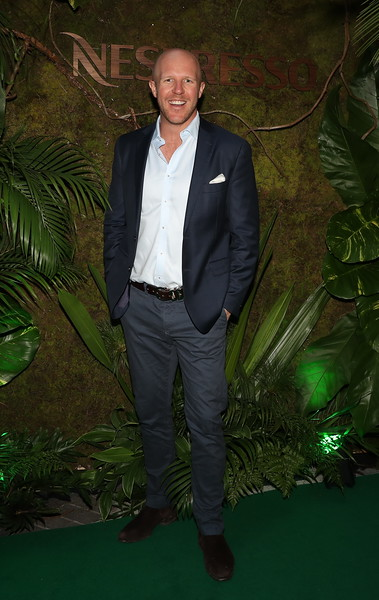MATT DEGROOT ATTENDS THE NESPRESSO GEORGE ST BOUTIQUE OPENING, PHOTOGRAPH BY SCOTT EHLER