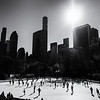 Ice Staking in Central Park