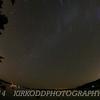 Star Swirls over Branch Lake