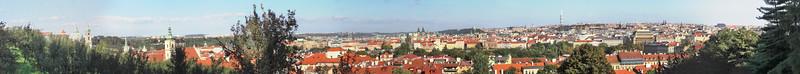 Praha, The Rainbow City