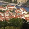 Praha from Petřínská Rozhledna