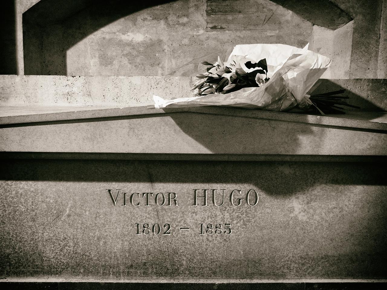 Victor Hugo's Tomb