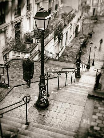 Monmatre Steps