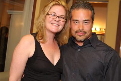 Gordon Limtiaco & Kim Rahilly