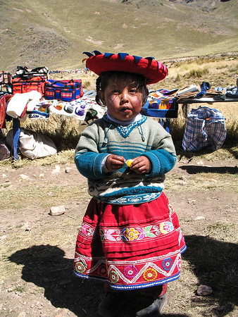 Child of the Andes