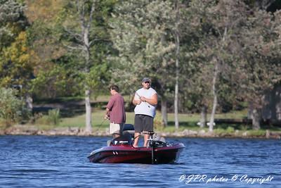 Billy and Bob tryin to catch a few