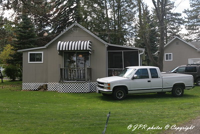 Our cottage #9 at Irwin Bay Cottages & Vacation Rentals