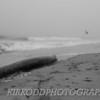 Misquamicut Beach in Fog