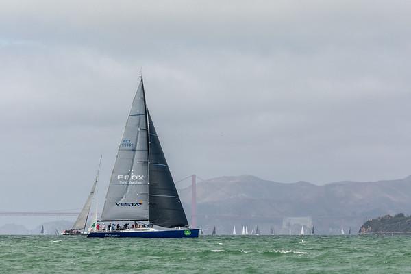 Rolex Big Boat Series Day 1