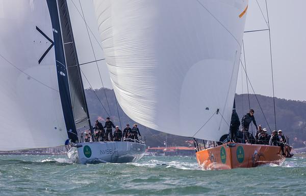 Rolex Big Boat Series Day 2