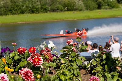 Riverboat Racing
