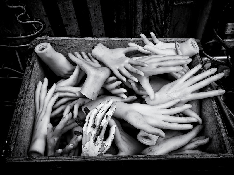 Box of Hands