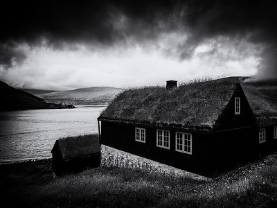 Turf-roofed House, Vestmanna