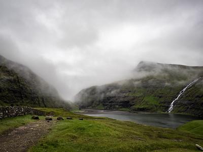 Saksun Landscape