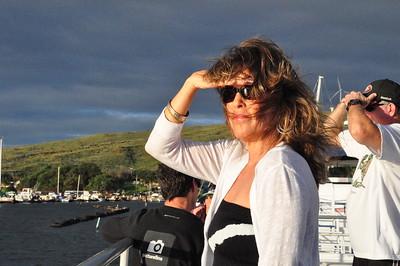 Doug Rogers' Celebration of Life. Jan 26, 2014 - Pride of Maui Boat