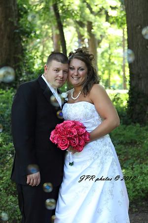 Debbie and Don Wedding